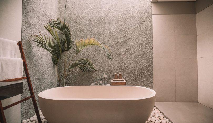Enkla sätt att fräscha upp i badrummet