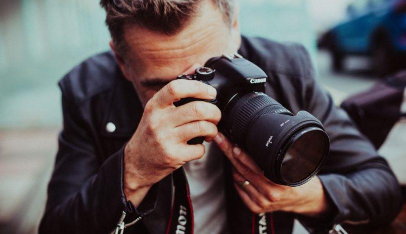 Att anlita en professionell fotograf