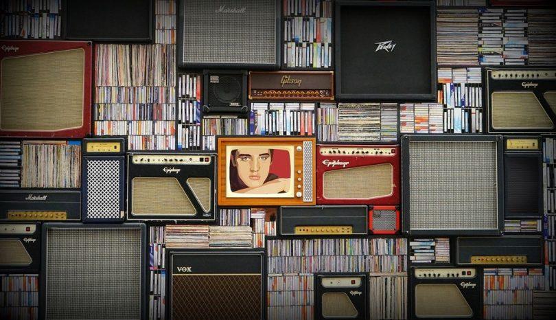 Musik och högtalare