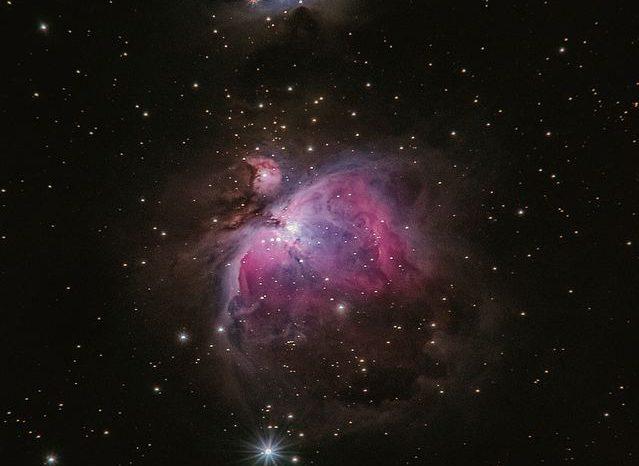 Upplev rymden med teleskop