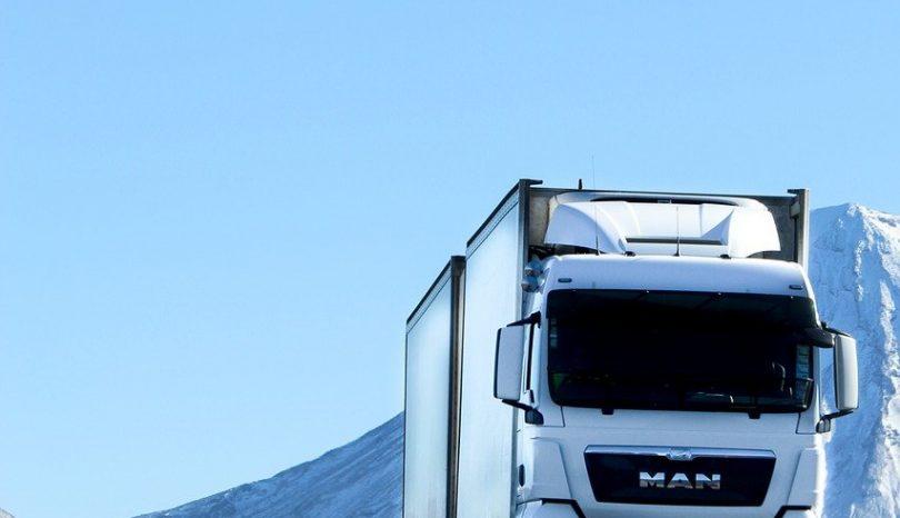 Bra underhåll ger säkrare lastbilar