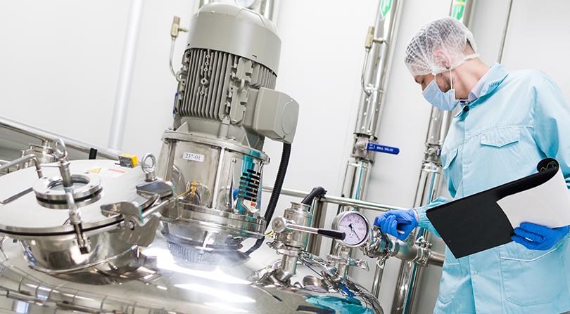 Tillverkare av medicinteknisk utrustning håller igång sjukvården
